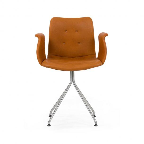 Bent Hansen - Primum Chair | Armstol m. fast stel