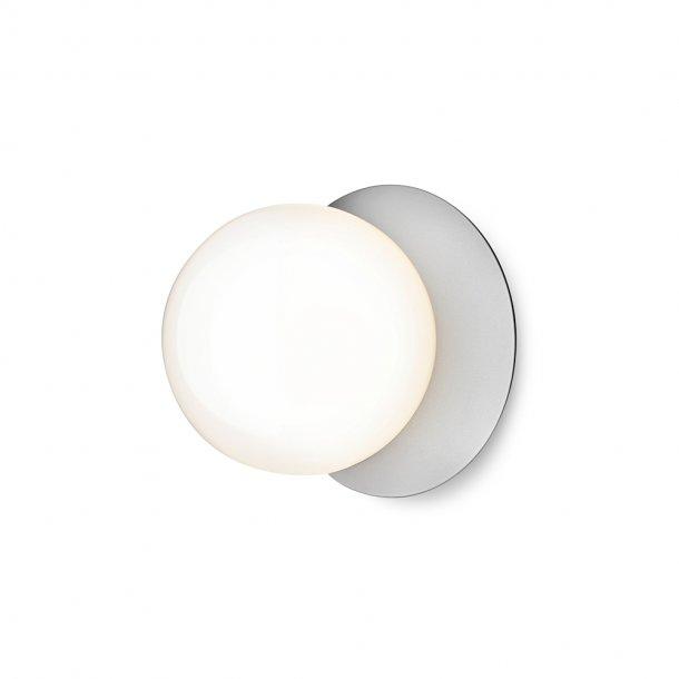 Nuura - Liila 1 Opal | Væg- og loftlampe | Medium