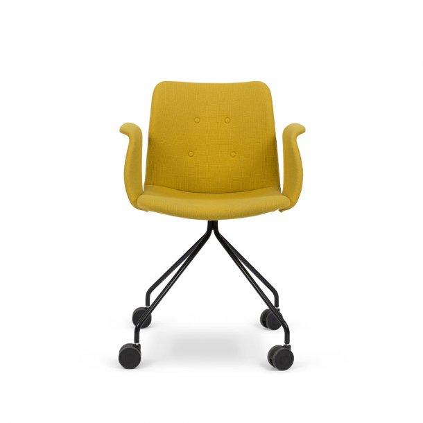 Bent Hansen - Primum Chair | Armstol m. hjul