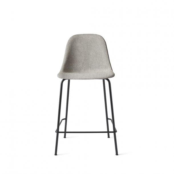 Menu - Harbour Counter Side Chair - Polstret - Steel Base