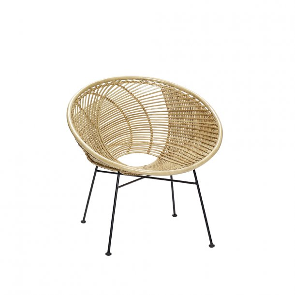 Hübsch - Lounge chair | Circle
