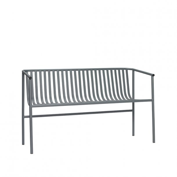 Hübsch - Outdoor bench - W133 cm
