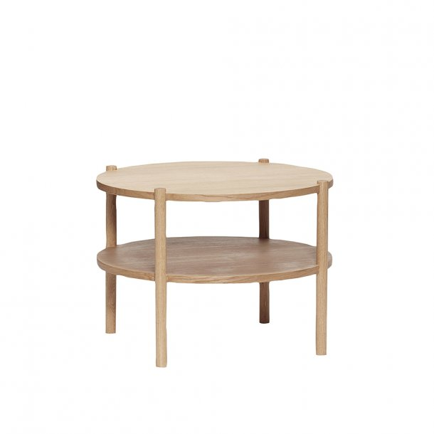 Hübsch - Coffee Table - Ø60 cm
