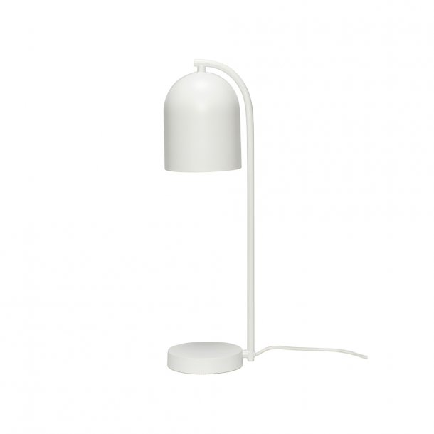 Hübsch - Table lamp, white/green/black