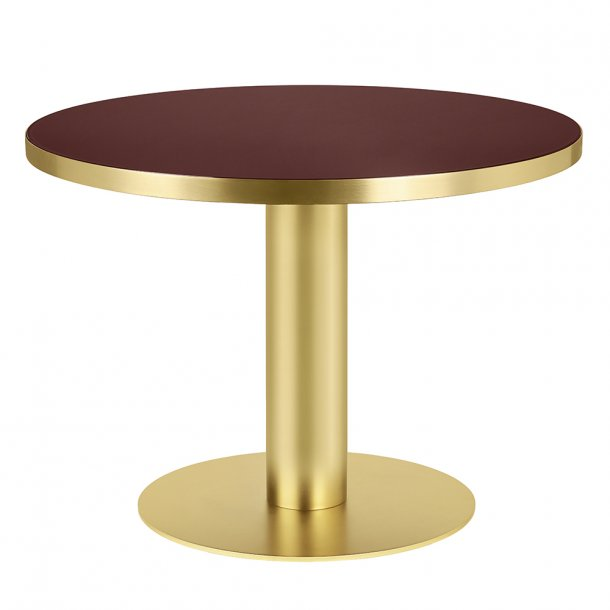 Gubi - 2.0 Dining Table Round | Ø110