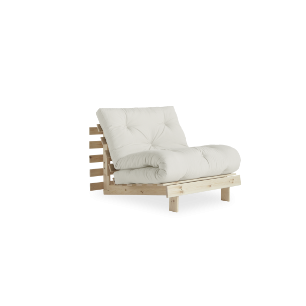 Karup Design - Roots 90 - Sovesofa natur stel