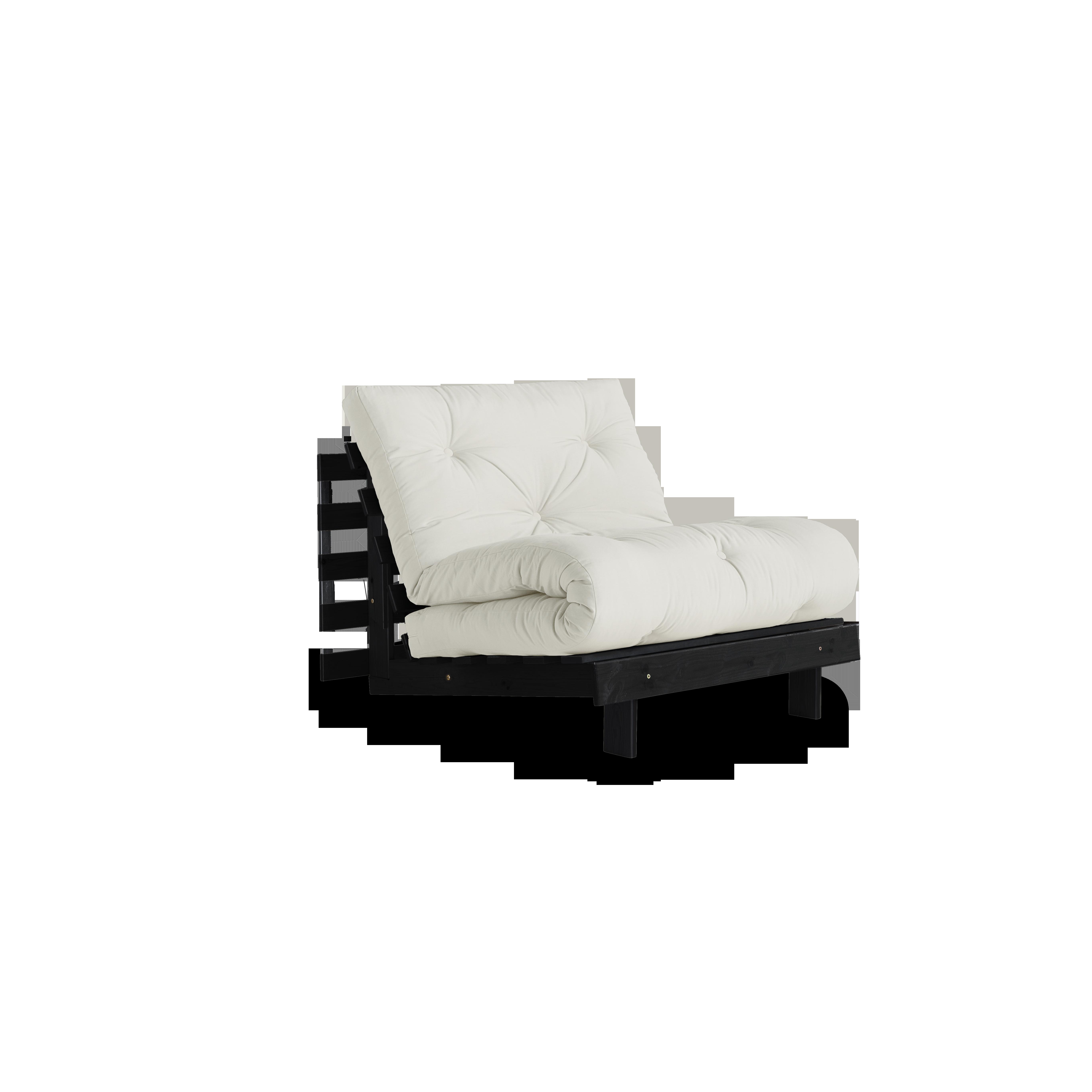 Karup Design Roots 90 Sofa Bed Black Frame Karup Design