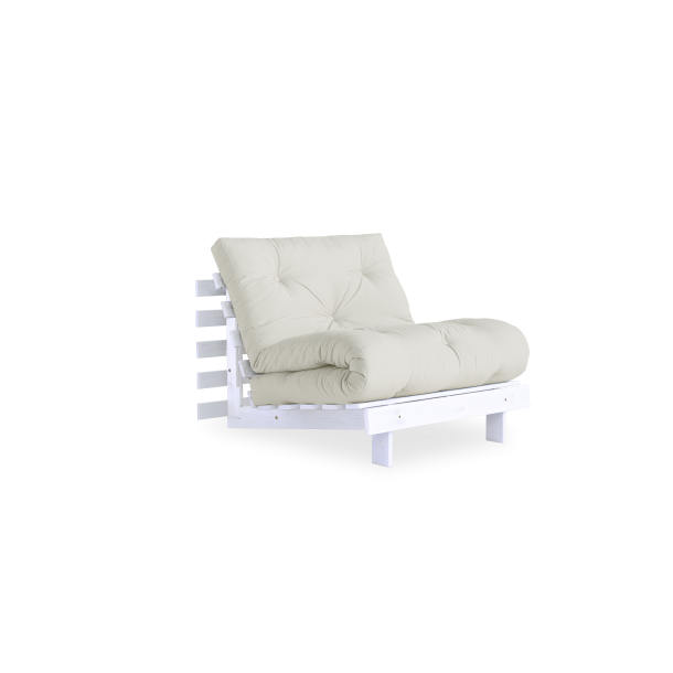 Karup Design - Roots 90 - Sofa Bed white frame