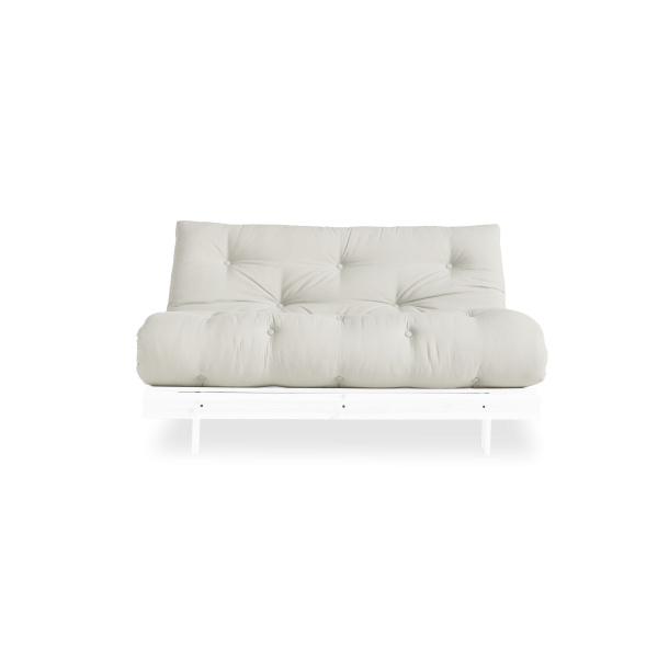 Karup Design - Roots 140 - Sofa seng hvit ram