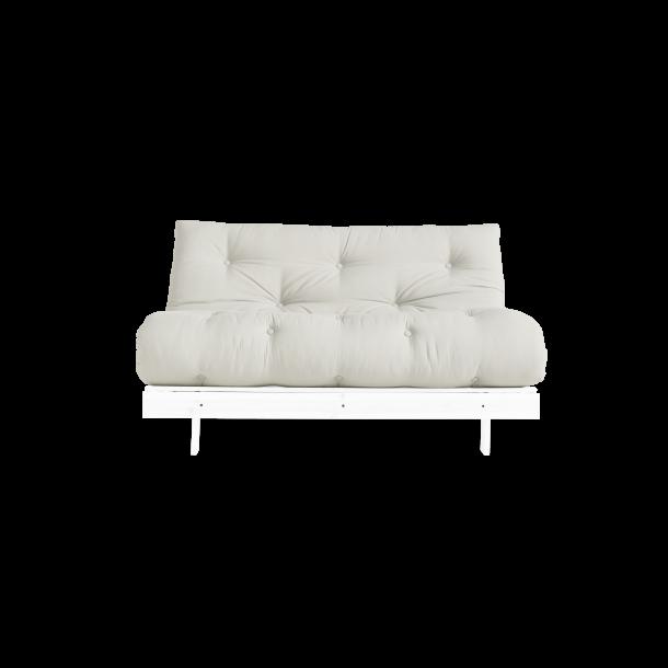 Karup Design - Roots 140 | Sovesofa hvidt stel