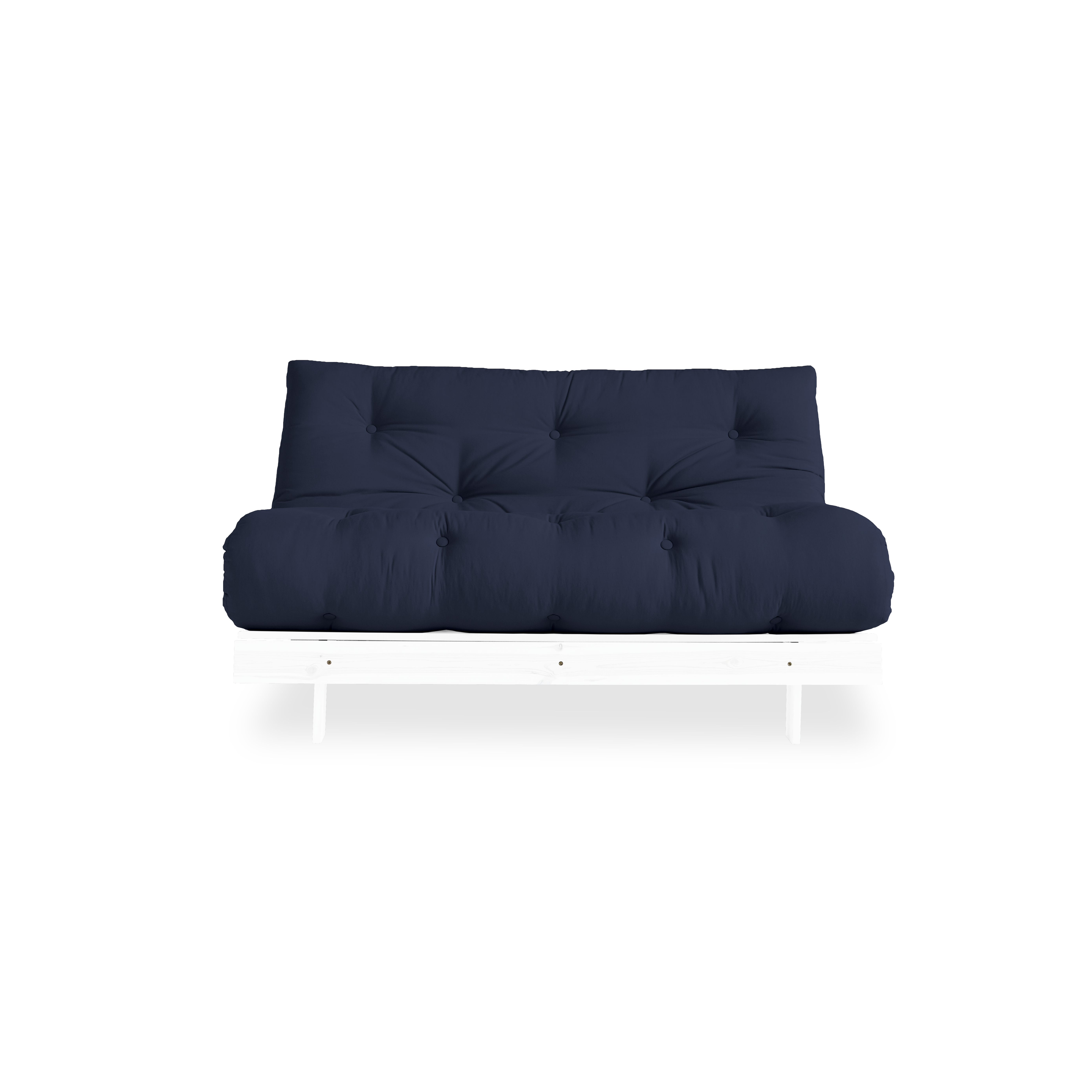 Brilliant Karup Design Roots 140 Sofa Bed White Frame Uwap Interior Chair Design Uwaporg