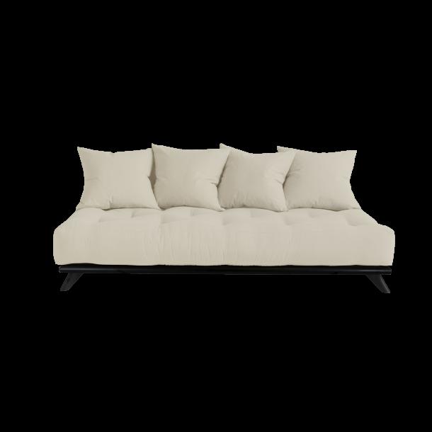 Karup Design - Senza Sofa - Daybed sort stel