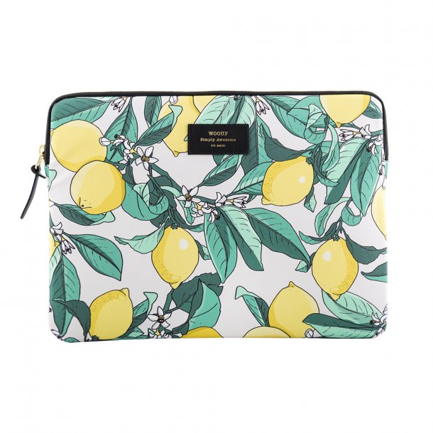 Wouf - Lemon - Laptop Sleeve - 13''
