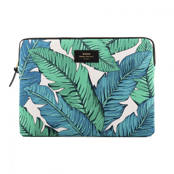 Wouf - Tropical - Laptop Sleeve - 13''