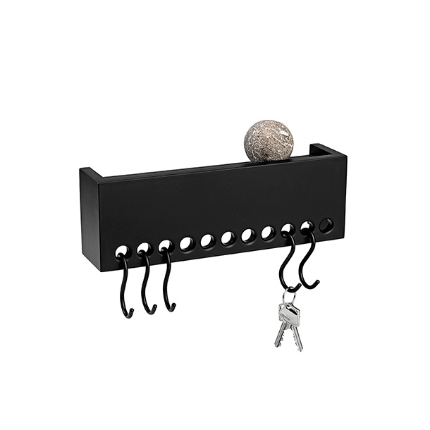NOMESS - So Hooked Wall Rack - Sort