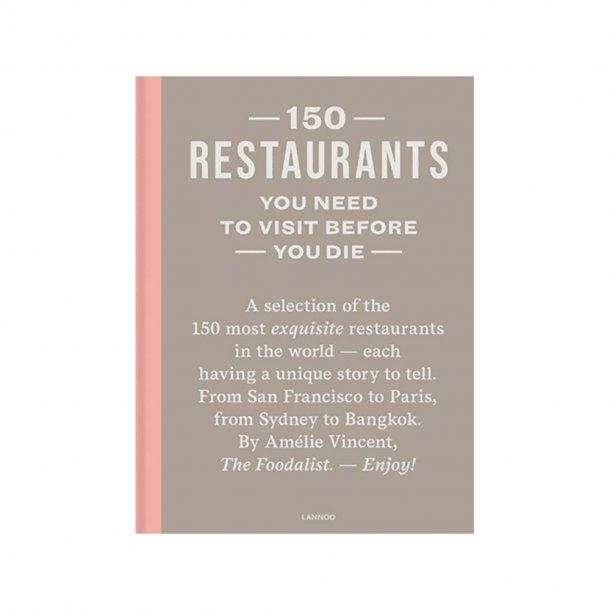 New Mags - 150 Restaurants