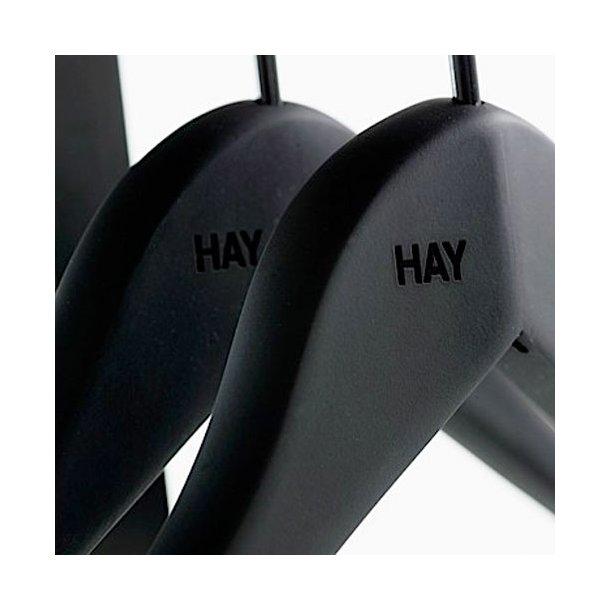 HAY - Soft Coat Hanger 4 stk. | Bred