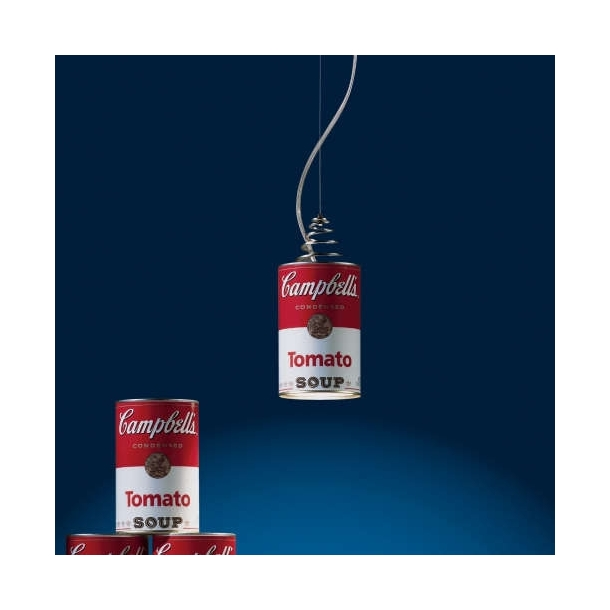 Ingo Maurer - Canned Light Pendant