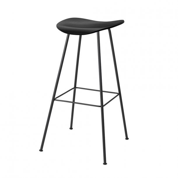 Gubi - 2D Bar Stool - Center Base