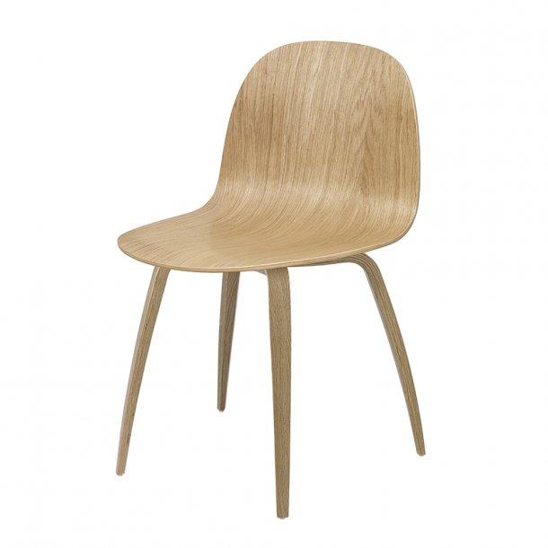 Gubi - 2D Wood Base | Stol