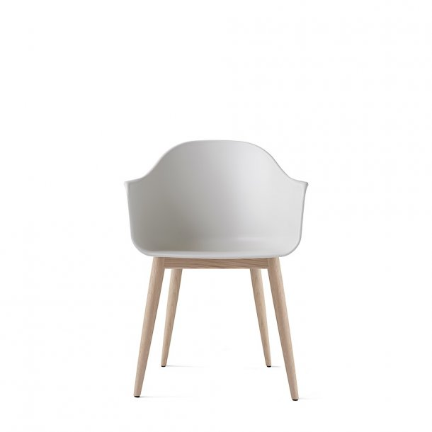 Menu - Harbour Dining Chair - Wood Base