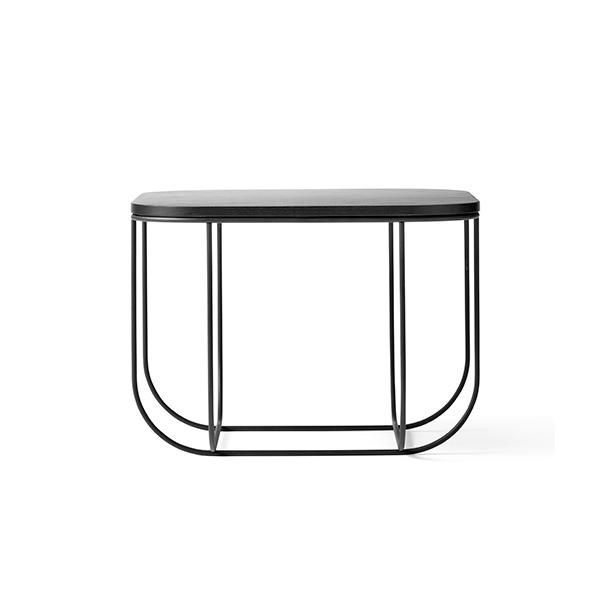 Menu - Cage Table Black