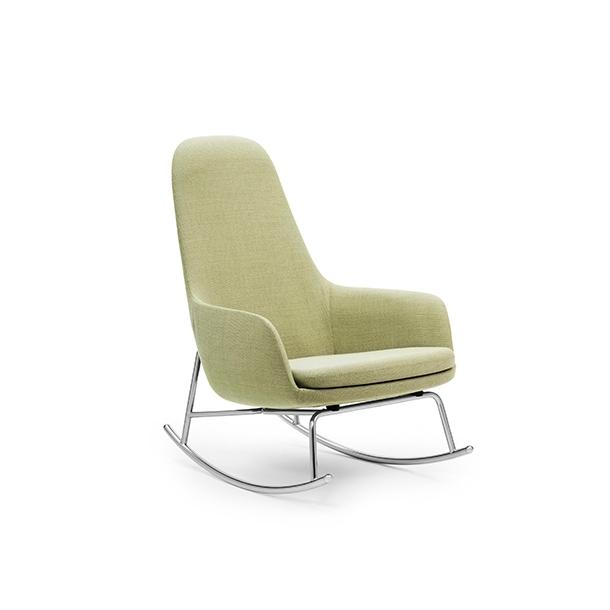 Normann - Era Lounge Rocking Chair High