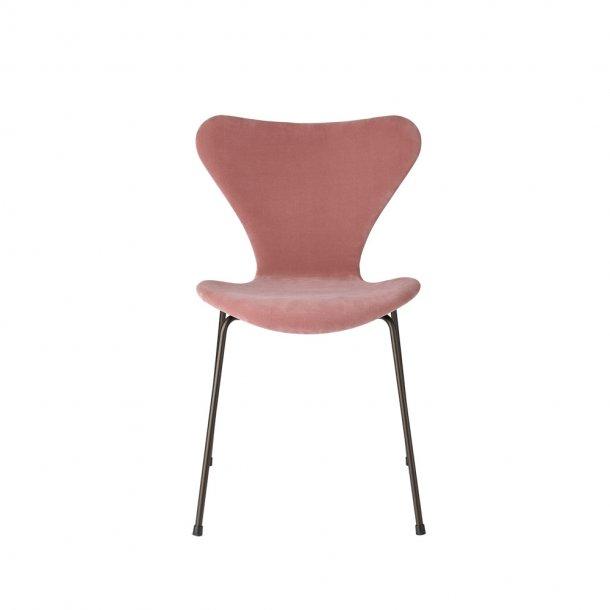 Fritz Hansen - SERIE 7™ stol 3107 - Fuldpolstret, velour