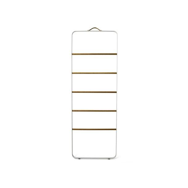 Menu - Towel Ladder - hvid/lys ask