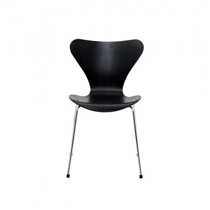 SERIE 7™ stol 3107 - Farvet ask