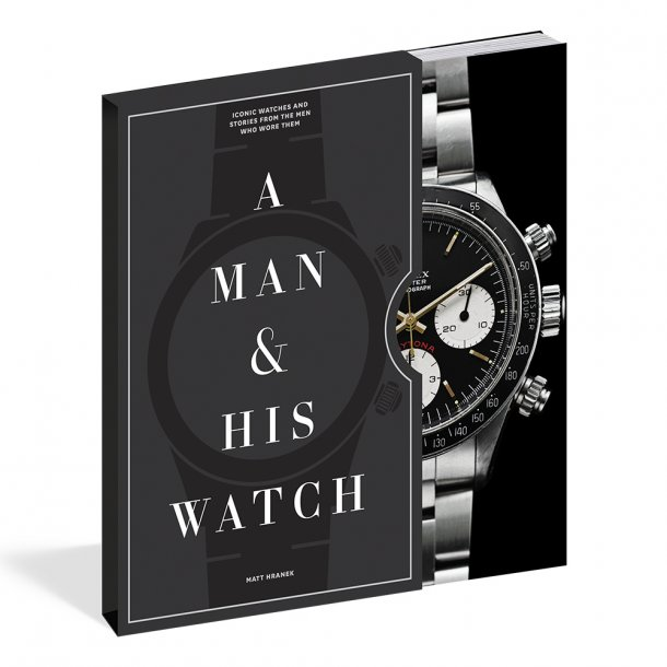 New Mags - A Man And His Watch - Book