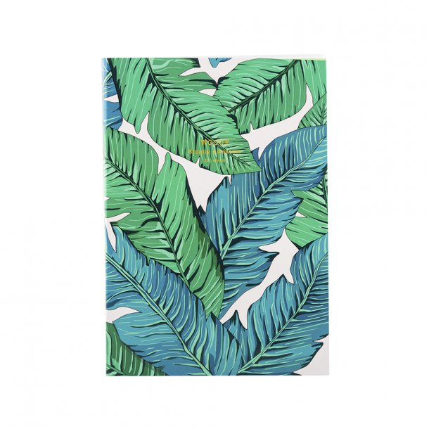 Wouf - Tropical - Notebook A5