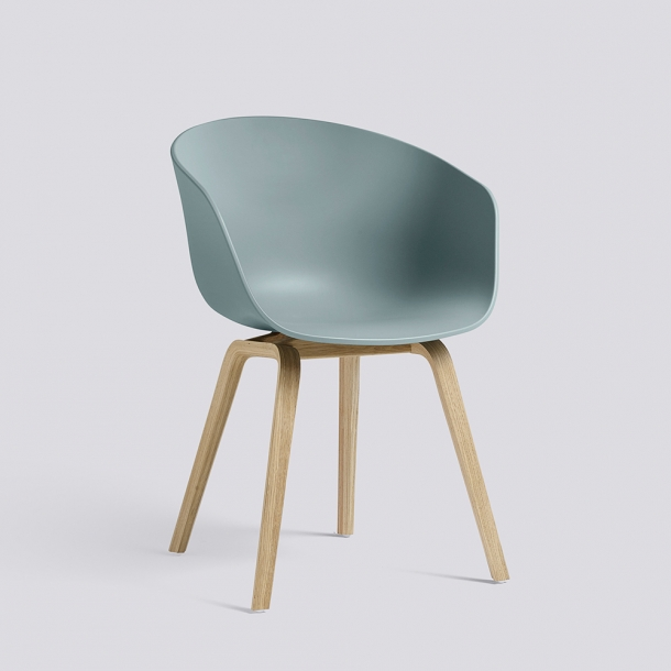 HAY - About a Chair | AAC22 | Farvet skal | Stol