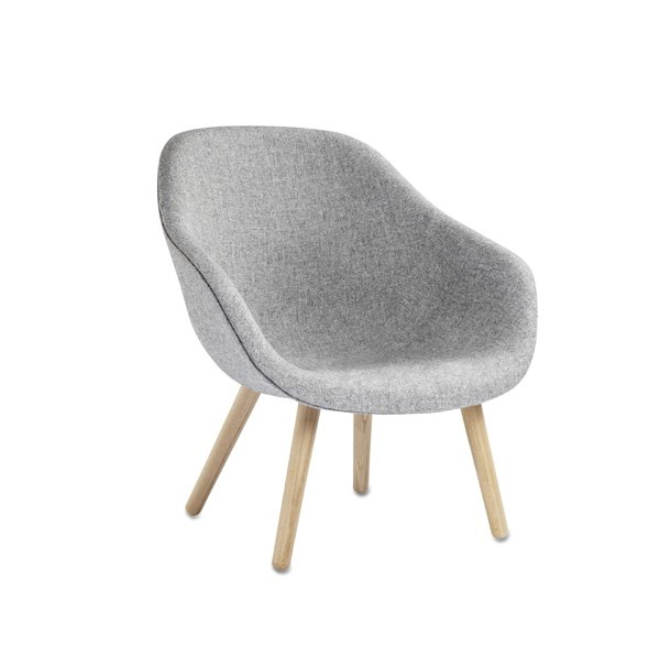 HAY - About a Lounge chair Low AAL82   Lænestol