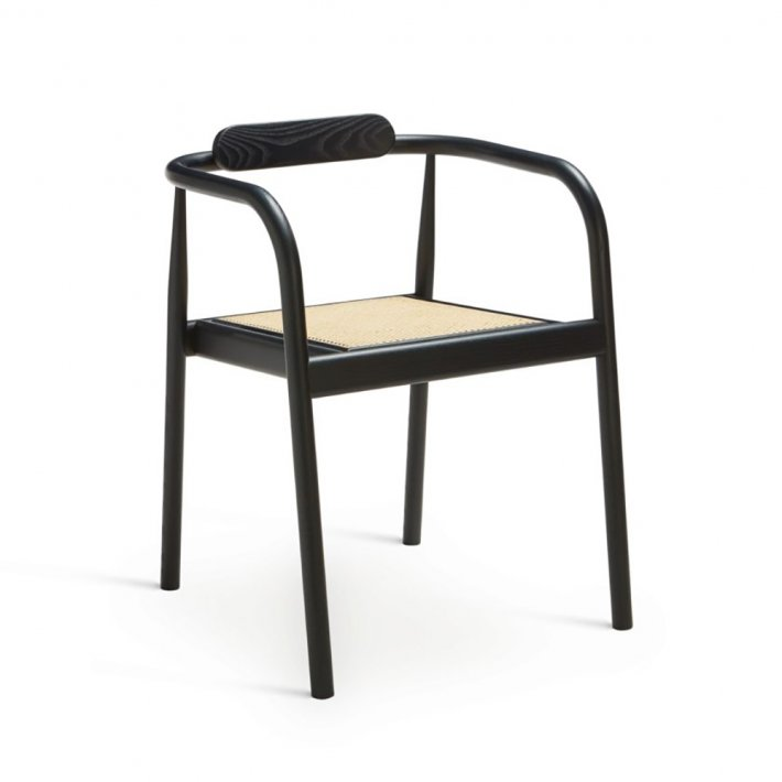 AHM Stol - Flettet sæde