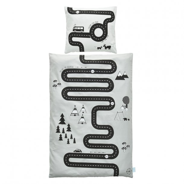 OYOY - Adventure Junior Bedding | Bed linen