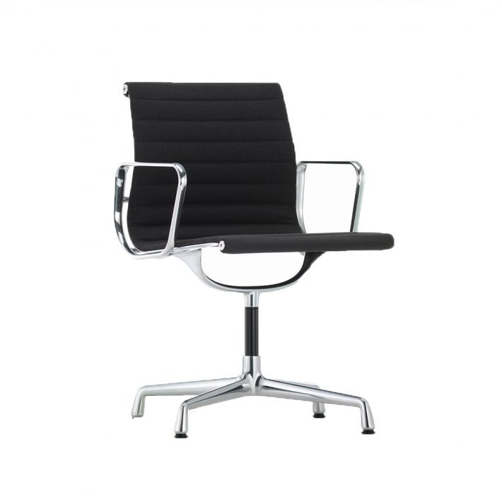 Vitra - Aluminium Chair EA 103 | Læder