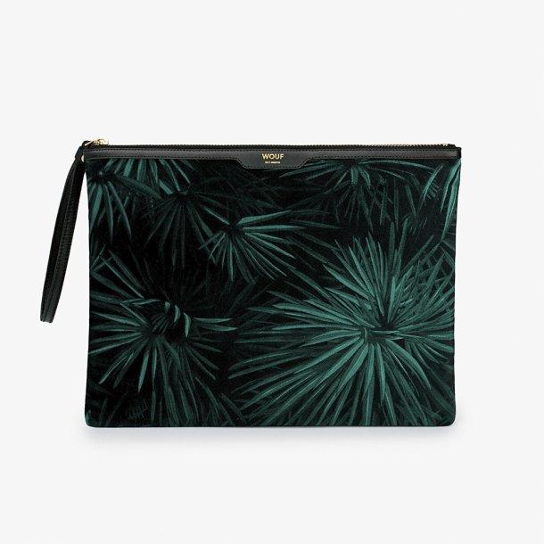 Wouf - Amazon - Velvet XL clutch