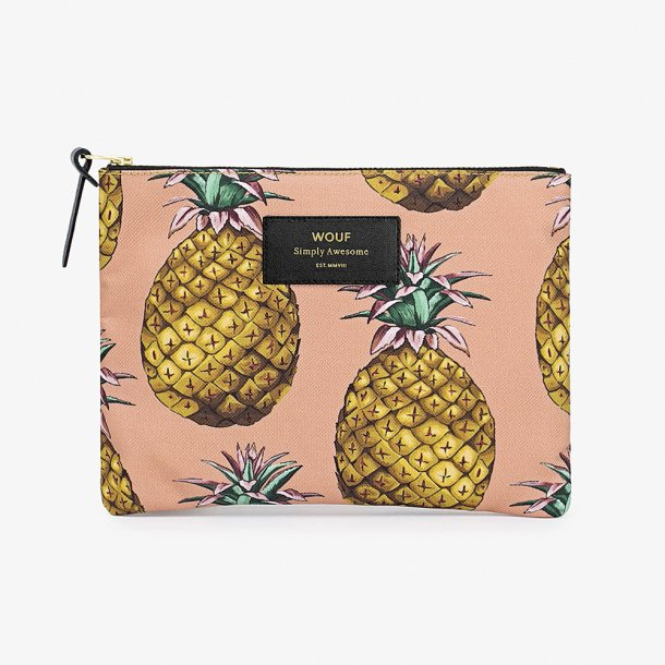 Wouf - Ananas - Pouch