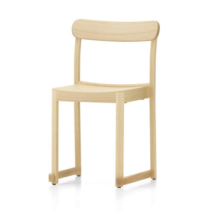 Artek - Atelier Chair | Beech, natural lacquered