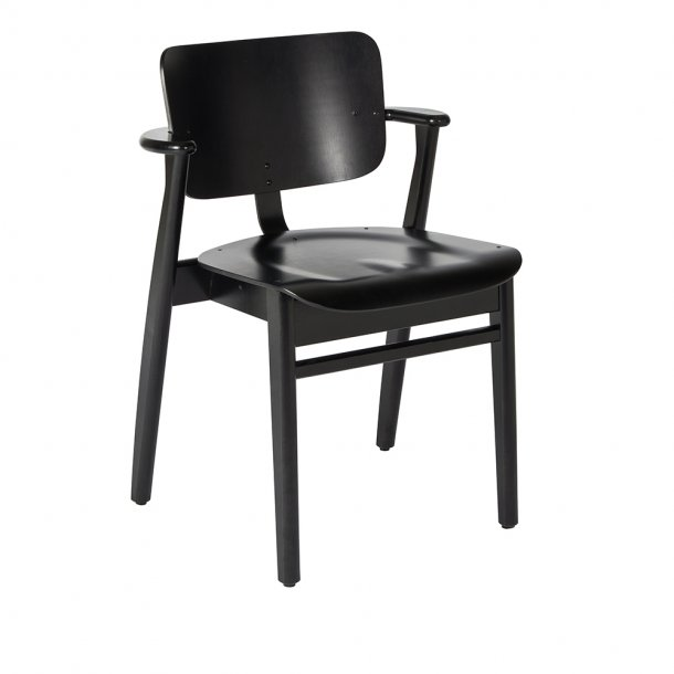Artek - Domus Chair | Birch, frame, seat and backrest lacquered