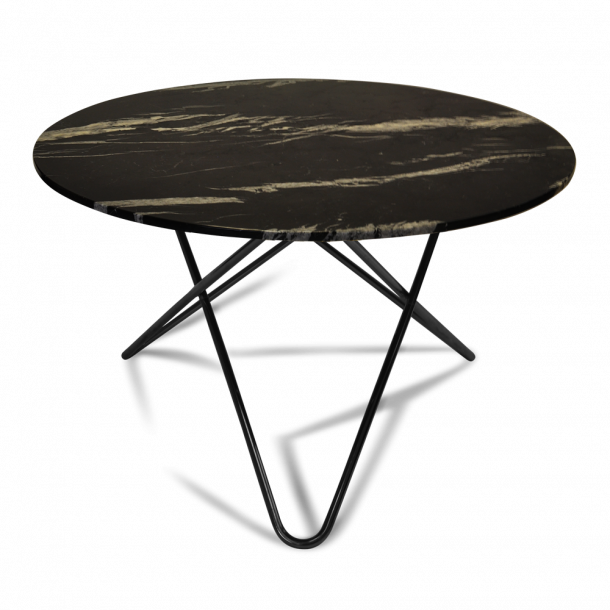 OX Denmarq - Big O Table | Black marble