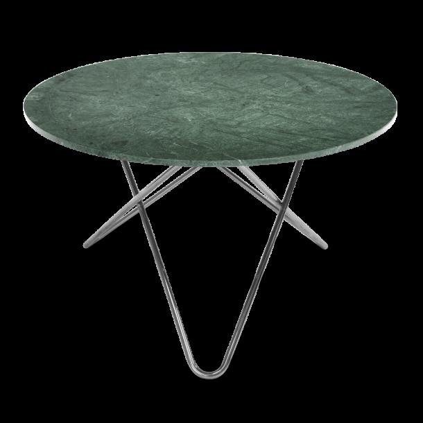 OX Denmarq - Big O Table | Green marble