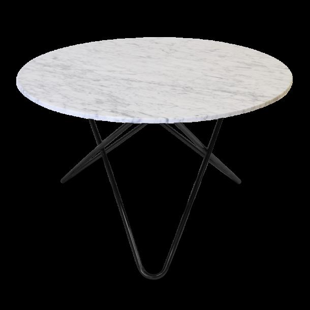 OX Denmarq - Big O Table | White marble