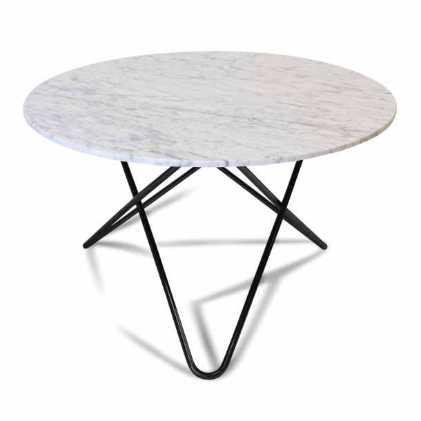 OX Denmarq - Big O Table | White marble