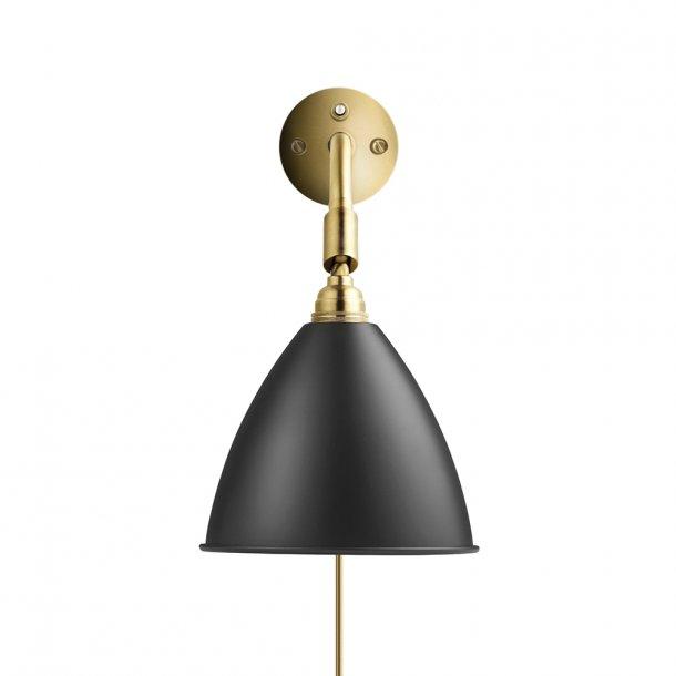 Gubi - Bestlite BL7 væglampe | Messing