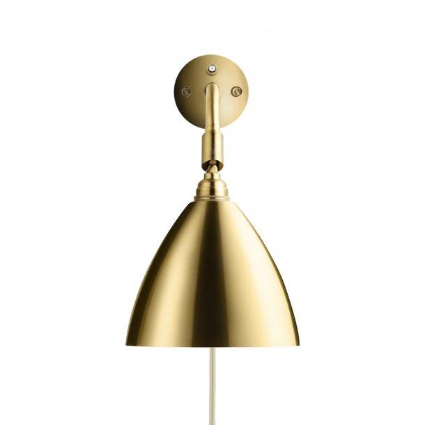 Gubi - Bestlite BL7 væglampe - Messing