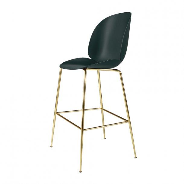 Gubi - Beetle Bar Chair H75 - Uden Polstring