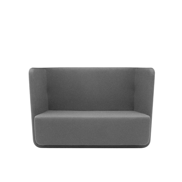 Softline - Basket Sofa Steelcut trio Lav Ryg