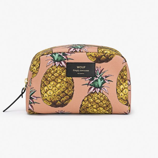 Wouf - Beauty - Ananas - Toilettaske